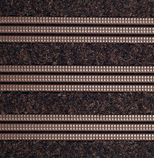 Brown LP with Coffee Bean 605 Carpet