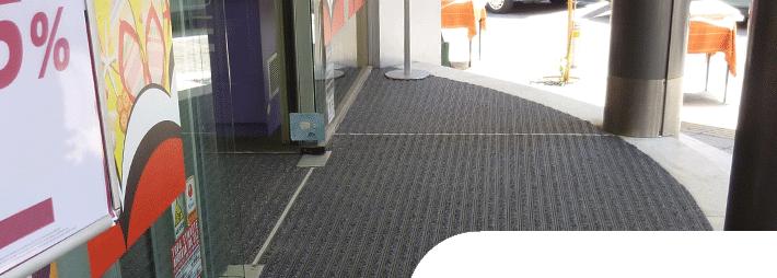 Exterior installation of Frontrunner Grid