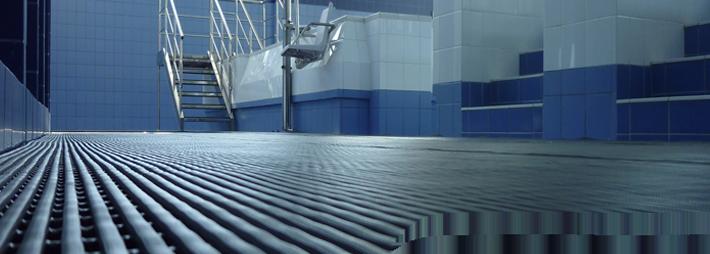 vG Heron Rib Commercial Safety Matting System
