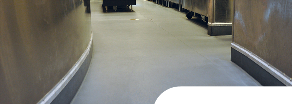 Our SafeStep Plus is a 90% post-industrial recycled content, non-slilp flooring