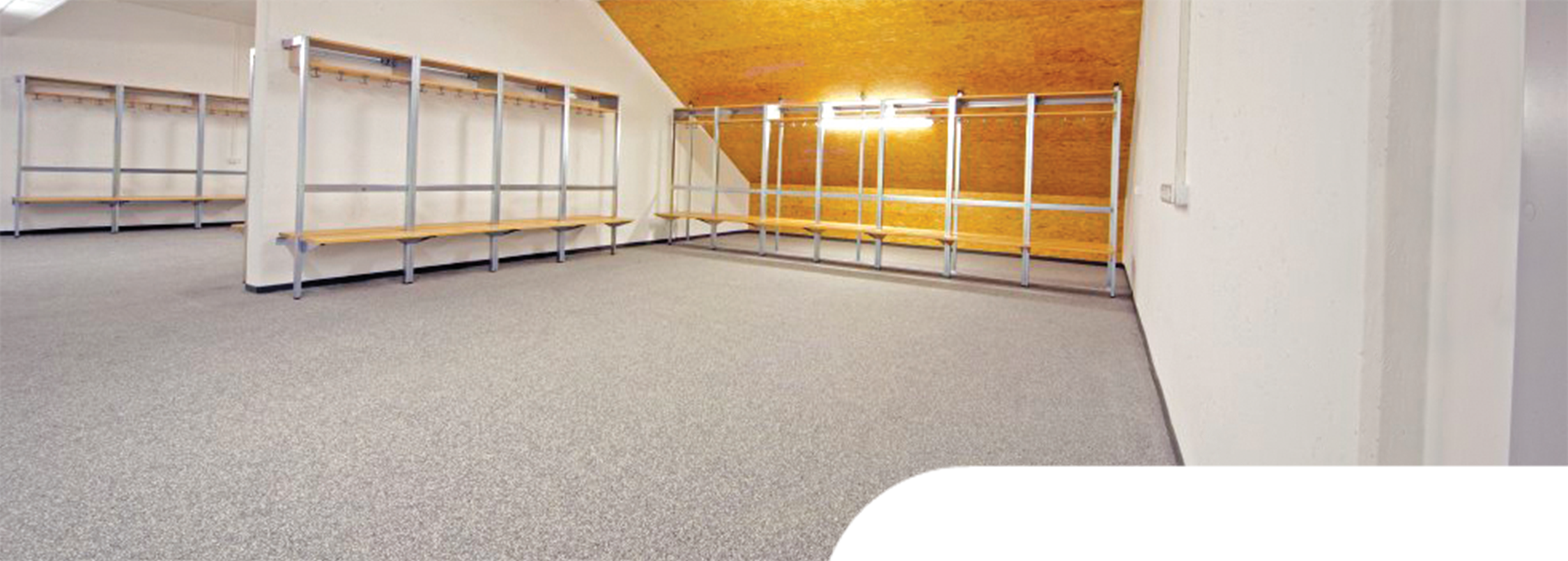 Approx. 95% Color Rubber Flooring